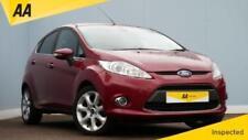 Fiesta 5 Seats 25,000 to 49,999 miles Vehicle Mileage Cars