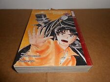 Kindaichi Case Files vol. 14 The Gentleman Thief Manga Book in English