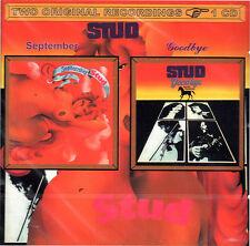 "Stud: ""settembre & Goodbye"" (2 on 1 CD)"