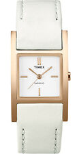 Timex T2N306 Women's Watch Elevated Classics Rose Gold