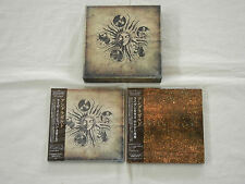 Anglagard (Änglagård) JAPAN 2 live titles Mini LP CD PROMO BOX SET