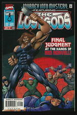 Journey into Mystery & ltthe Lost Gods & GT us Marvel vol.1 # 510/'97