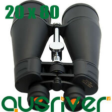 Brand New 20x80 X-Trail Multi Coated Black Professional Binoculars