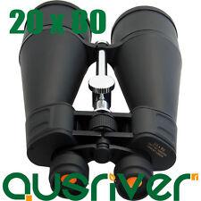 Brand New 20x80 X-Trail Multi Coated Black Professional Binoculars