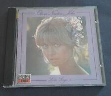 OLIVIA NEWTON-JOHN CD - LOVE SONGS