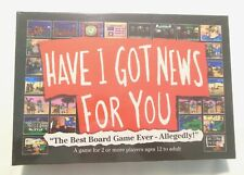 Have I Got News For You Board Game 2005 BBC TV