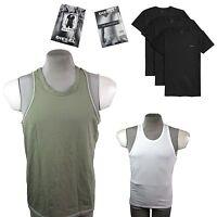 DIESEL Men's Classic Assorted Under Shirt, Tank, T-Shirts