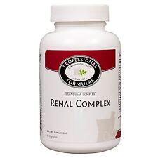 RENAL COMPLEX KIDNEY NEW ZEALAND GLANDULAR SUPPLEMENTS PROFESSIONAL FORMULAS