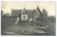 Sweden; Zorngarten I Mora, Zorn's House RP PPC, Unposted, Artists House