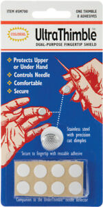 Colonial Needle Ultra Thimble-8/Pkg