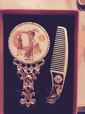 2015 Barbie Convention Exclusive Comb And Mirror Set