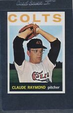 1964 Topps #504 Claude Raymond Colts NM/MT *4103