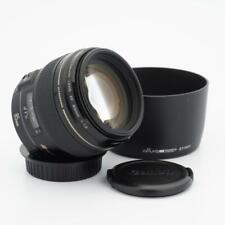 Canon EOS EF 85mm F/1.8 USM Lens