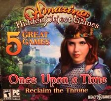 Amazing Hidden Object Games Once Upon A Time 4 PC Game Window 10 8 7 XP Computer