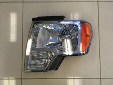 FORD F150 LEFT FRONT HEADLIGHT ASSEMBLY 09-14 DL3Z13008B