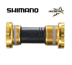 Shimano SAINT Bottom Bracket HollowTech II BSA / English Thread 68/73mm SM-BB80