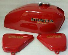 HONDA CB400F CB400/4   MODEL  FULL PAINTWORK DECAL KIT