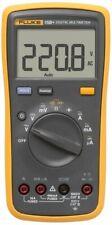 New Listingfluke 17b Digital Multimeter 1000 V Cat Iii Diode Test Data Hold Ip 40