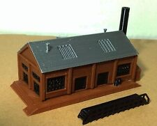Outland Models Train Railway Layout Classic Industrial Factory Z Scale 1:220
