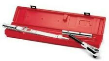 "Snap-On Tools TQR600E 3/4"" Drive Adjustable Click-Type Torque Wrench (AP2025160)"