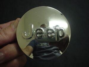 Jeep Grand Cherokee Wrangler Liberty Compass Wheel Center Cap 1LB77TRMAB 2 1/2
