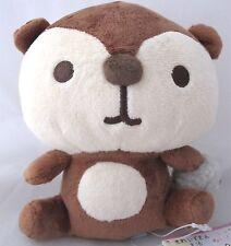 San-X Raccoon Kireizukin Seikatu 5 Inch Plush with Dust Bunny ~Kawaii!