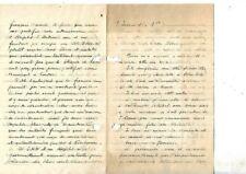 Lettre / 5 janvier 1915