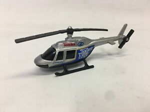 """TONKA Die-Cast Collection 3.75"""" News Helicopter Tucker Time News #44/50 (2000)"""