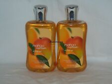 Bath & Body Works Mango Mandarin Shower Gel x2