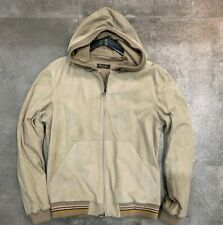 LORA PIANA hooded bomber jacket