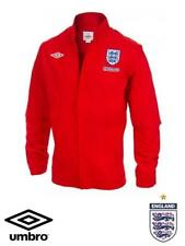 Red Men's Umbro England Training Jacket XXL Brand New With Tags.
