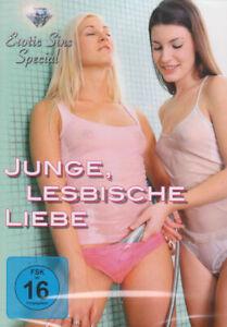 Junge, lesbische Liebe - Erotik DVD - Paarfreundlich