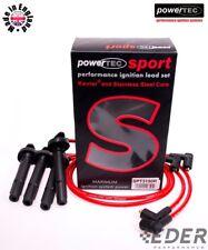 🏁 powerTEC Sport 8mm Subaru Legacy Forester 2.5 zestaw przewody kable zapłonowe