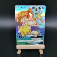 Misty's Squirtle GX - Custom Pokemon Card - Pokemon Orica