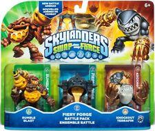 Skylanders Swap Force Fiery Forge Battle Pack FREE UK P&P
