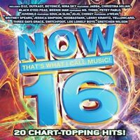Now That's What I Call Music Vol. 16 (CD) Outkast Beyonce D12 Juvenile Chingy