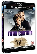 TORN CURTAIN di Alfred Hitchcock con Paul Newman BLURAY+DVD in Inglese NEW .cp