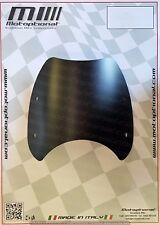 """Cupolino """"LIGHT AIR BASSO"""" per tutte le moto con faro tondo diametro 150/170"""