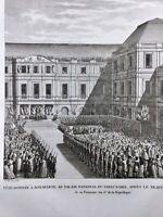 Général Bonaparte au Palais du Luxembourg 1797 Talleyrand Lodi Arcole Révolution