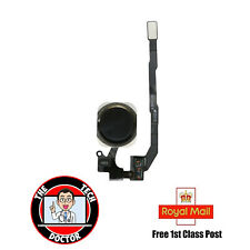 iPhone 5S / SE Replacement OEM Home Button and Flex Cable - BLACK