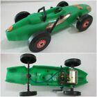 Vintage+Plastic+Race+Car+Green+Box+Car+w%2F+Hand+Brake+Lever%2C+Rolls%2Cw+Motor+Thing+