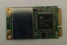 REALTEK RTL8187B em106 NOTEBOOK WIFI WIRELESS CARD Packard Bell TOSHIBA v000120770