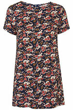 Viscose Boat Neck Casual Floral Dresses for Women