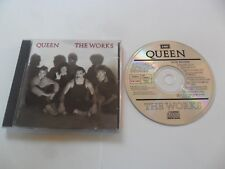 QUEEN - The Works (CD 1984) JAPAN Pressing