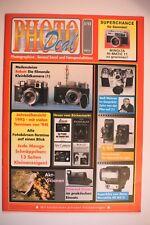 PHOTO Deal Photo Deal fascicolo 3 3/1993 casa editrice copia ROBOT Agfa ZEISS IKON ROYAL Metz
