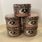 Mossy Oak -21168- Outdoor Mosquito Repellent -Citronella Candle 8 oz. (Lot of 5)