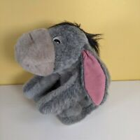 """Vintage US Walt Disney World Eeyore 16"""" Plush Soft Toy with removable tail."""