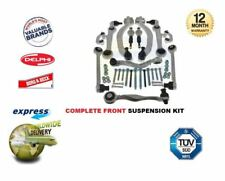 FOR AUDI A4 2000-2004 FRONT LOWER & UPPER SUSPENSION ARMS AND LINKS & BOLTS KIT