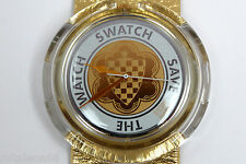 SWATCH POP original Swiss made PWK169 quartz watch. New old stock