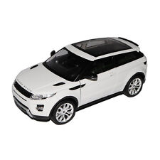 Welly 24021 Land Rover Range Rover Evoque weiss Maßstab 1:24 Modellauto NEU! °